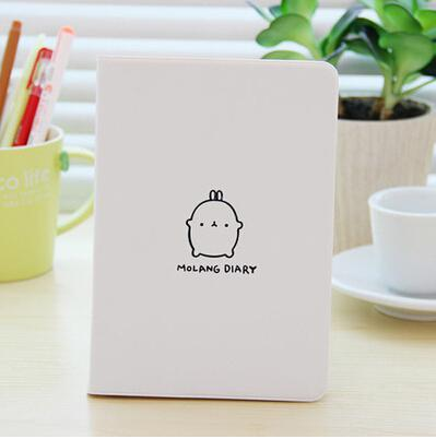 Cartoon Notebook Molang Rabbit