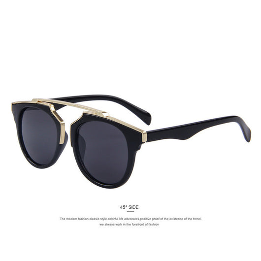 'Vintage' Fashion Cat Eye Sunglass