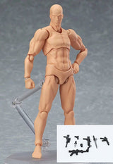 Body-Kun - Action Models for Artist