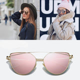 'Cat Eye' Women Sunglasses