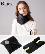 Super Soft Portable And Comfortable Scarf-like Neck Pillow