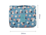 Hanging Travel Organizer Cosmetic Make up Bag