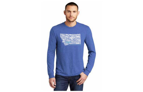 Long Sleeve MT Silhouette T-shirt