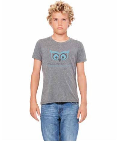 Kids Owl Face Kids T-Shirt