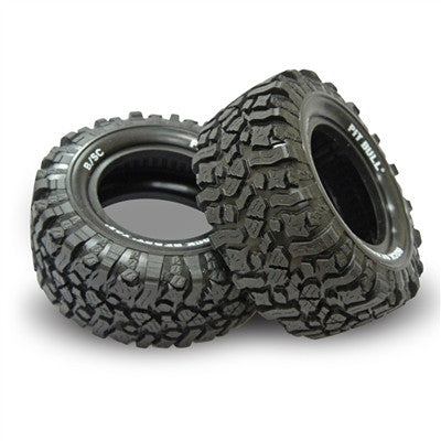 PB9004KKSC - PIT BULL - 2.2/3.0 ROCK BEAST XOR B/SC (BASHER EDITION) SCALE RC SHORT COURSE TIRES (SCT) // KOMP KOMPOUND (ULTRA SOFT - NO BOLTS) - 2tires+2foams