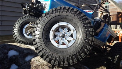 PB9008NK - PIT BULL - 2.2 GROWLER AT/Extra R/C Scale Tires U4 Edition // ALIEN KOMPOUND (Super Sticky) // No Foam - 2pcs