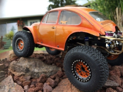PB9010NK - PITBULL - 1.9 PBX A/T HARDCORE SCALE RC TIRES (ALIEN KOMPOUND) W/FOAM - 2pcs