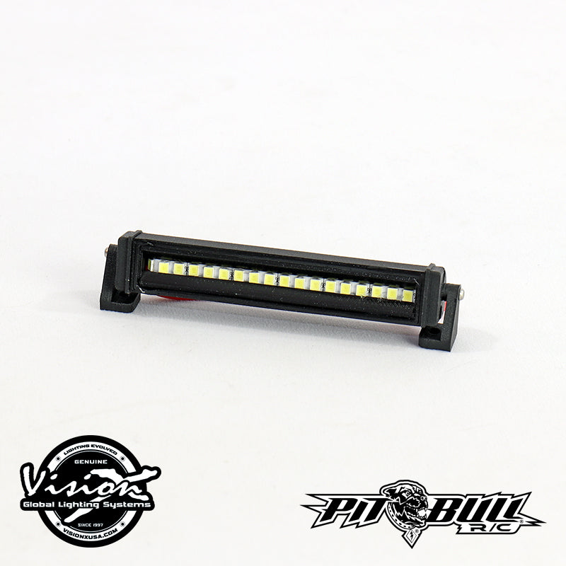 VISION X - XPR - SUPER LED SCALE BAR LIGHTS (various sizes) w/EARTHBURNER ILLUMINATION TECHNOLOGY - 1 per pack