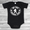 Bigfoot Search Team Unisex Baby Bodysuit