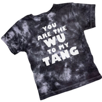 You Are The Wu To My Tang Unisex Baby Bodysuit