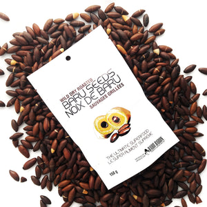 Wild Dry-Roasted Baru Seeds