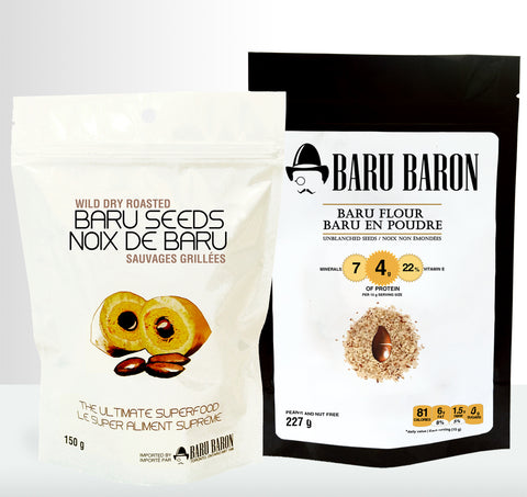 Baru Seeds + Flour Power Bundle