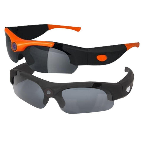 Full HD Smart Polarized Sun Glass with Camera