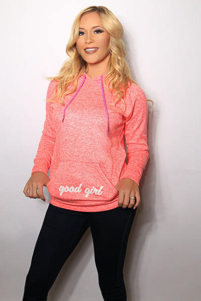 Good Girl Pullover Hoody