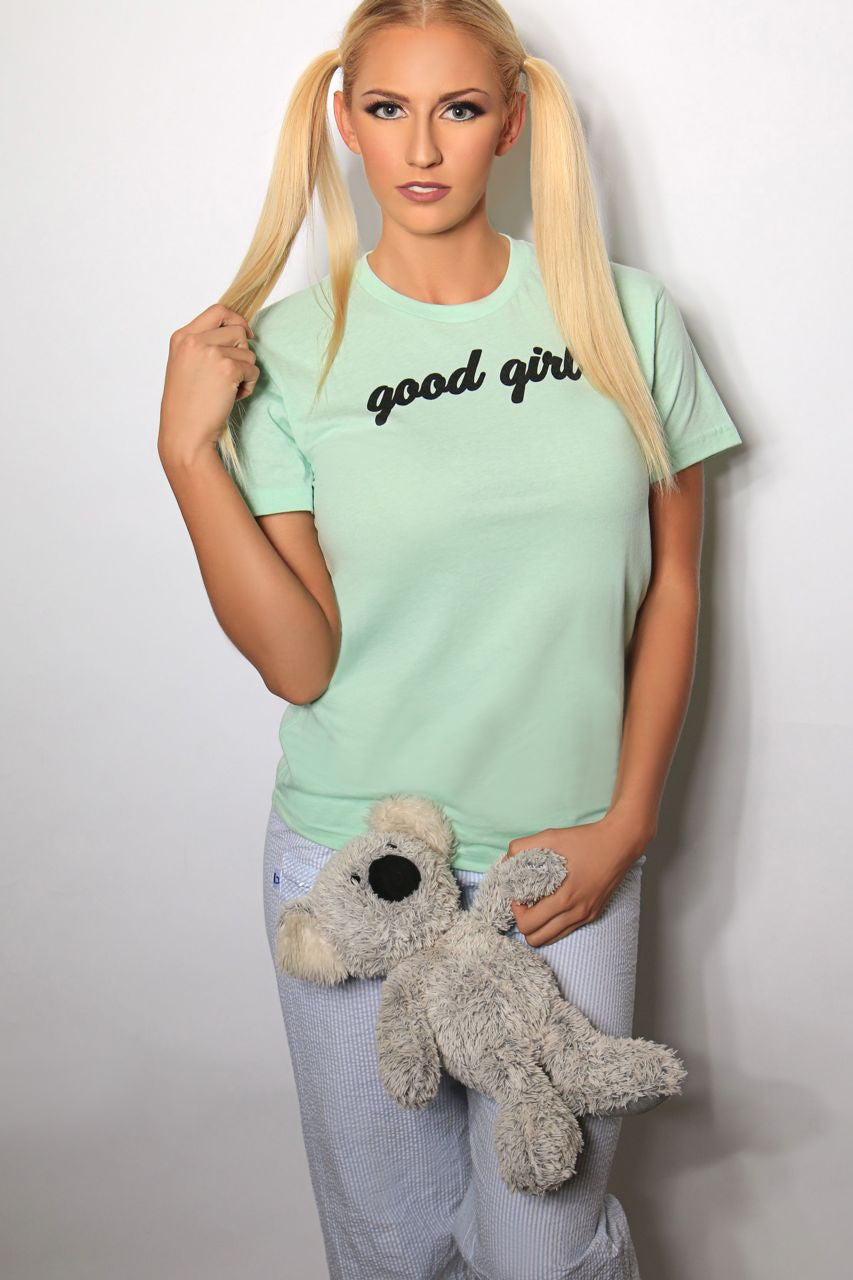 Good Girl Boyfriend Tee