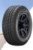 TIRE & MAG WHEEL, ST 205/75R15, 8 PLY WITH BLACK RIM