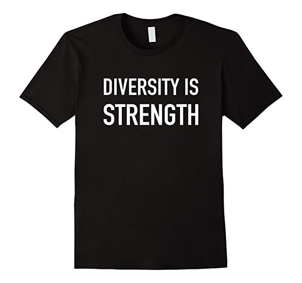 Men's Tee- Diversity Is Strength
