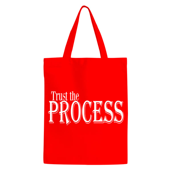 Tote Bag-Trust the Process
