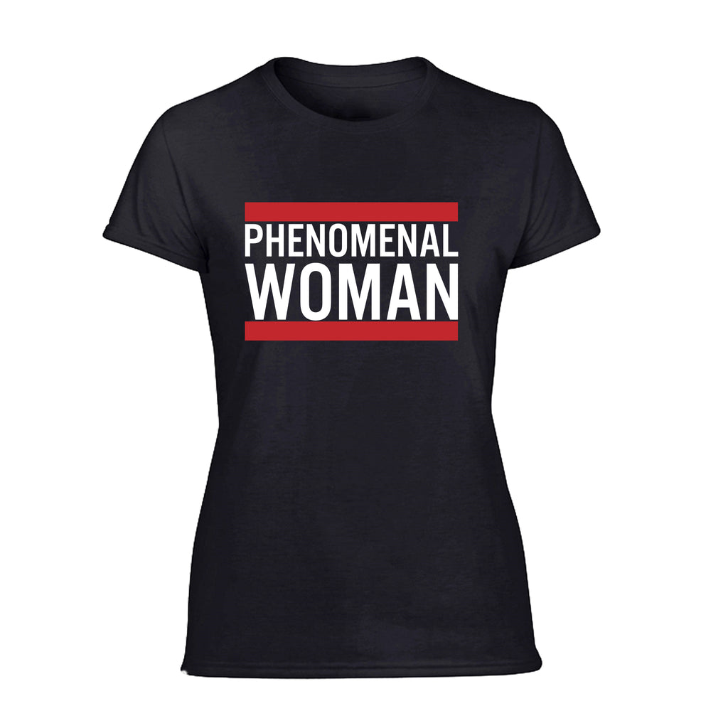 Ladies Tees- Phenomenal Woman