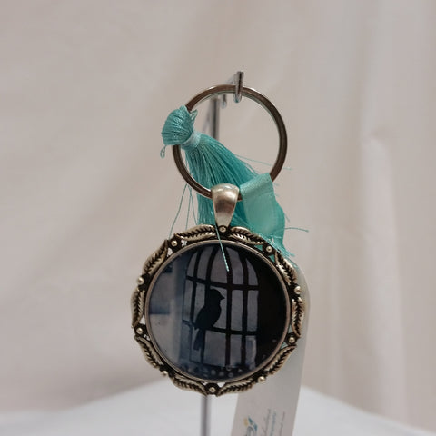 Keyrings - Bird Cage