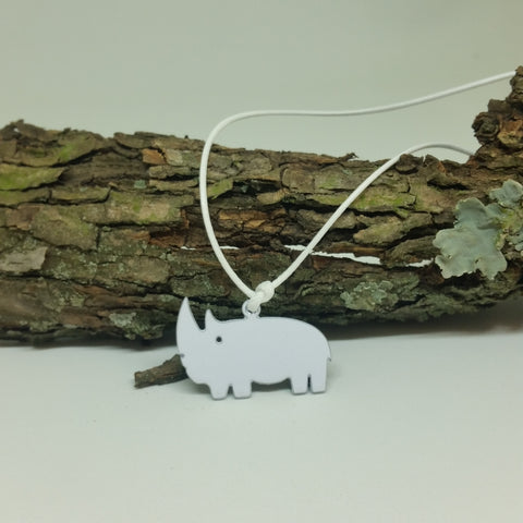 Necklace - Rhino