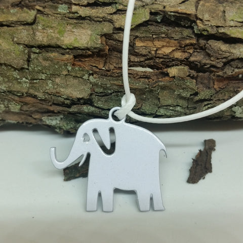 Necklace - Elephant