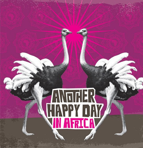 Card - Another happy day in Africa
