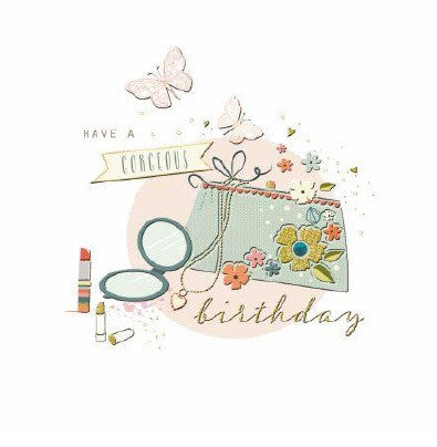 Card - Have a gorgeous birthday