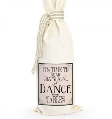 Wine or Champagne Bags