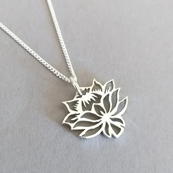 Necklace - Protea