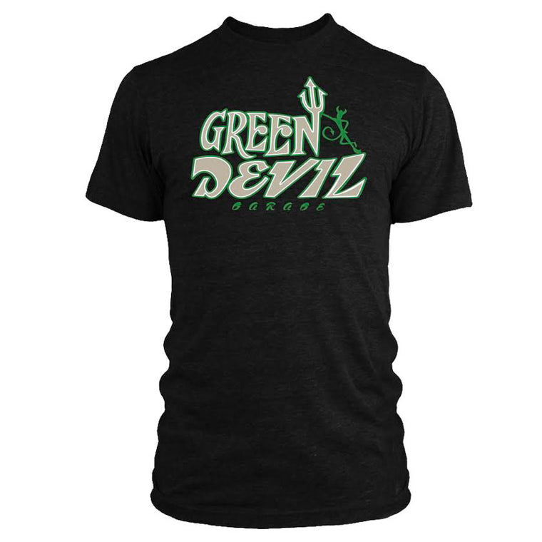 GREEN DEVIL SHORT SLEEVE