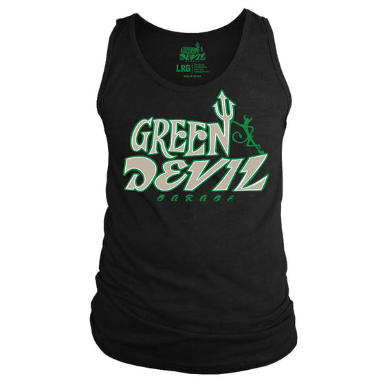 GREEN DEVIL MEN'S TANK TOP