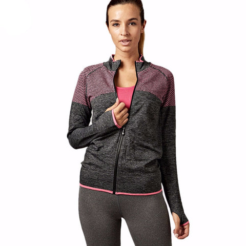 Long-sleeved Running Jacket