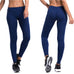 Exercise Slim Compression Leggings