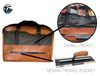 Plasterers 4 Rend Leather Bag