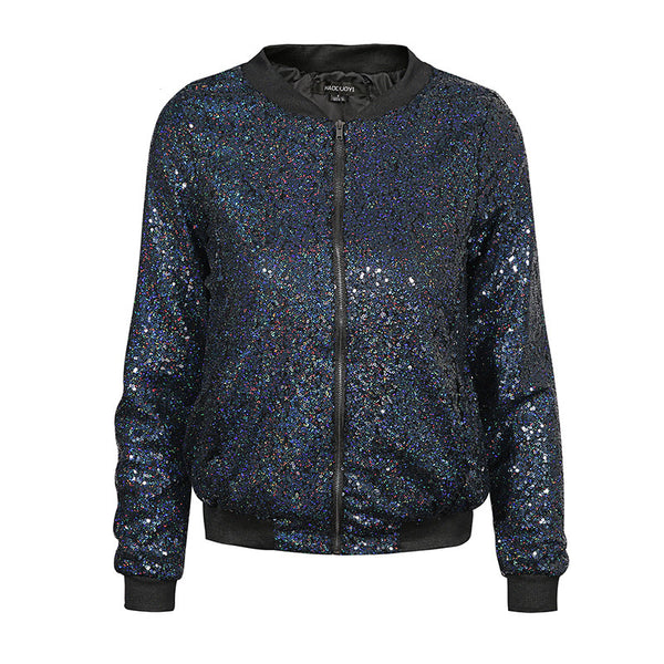 Blingbling sequined outwear coats,  - By Classier