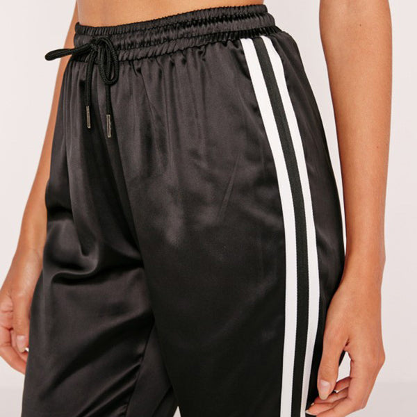 Brief Comfort Drawstring Pants,  - By Classier