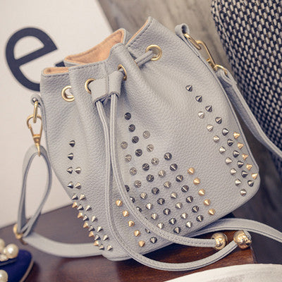 Crossbody Bucket Bag,  - By Classier