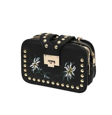 Embroidery Flower Bag,  - By Classier