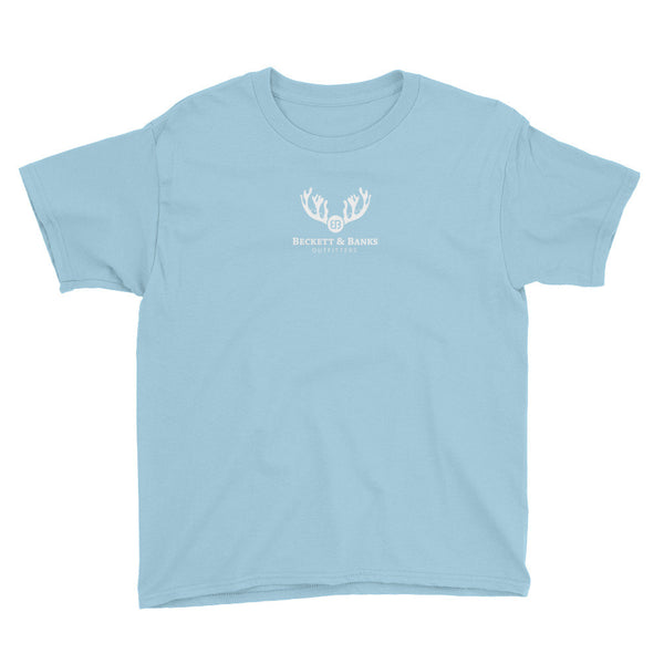 """The Roy"" Youth Short Sleeve T-Shirt - Beckett & Banks Outfitters"