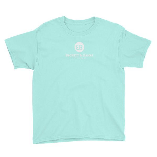 """The Banks"" Youth Short Sleeve T-Shirt - Beckett & Banks Outfitters"
