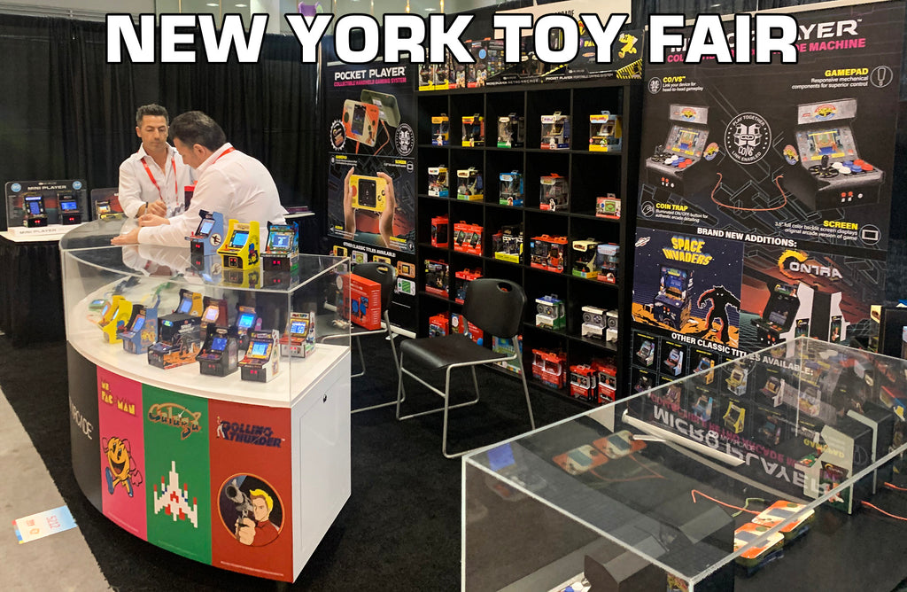 NEW YORK TOY FAIR 2020 CONTINUES