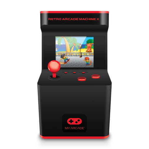 ec09500bce53 Retro Arcade Machine X product by itself · Retro Machine X