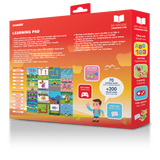 Learning Pad package rear