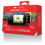 Gamer Max portable gaming system package front