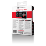 Package rear of GamePad Pro wireless controller for NES Classic Edition®