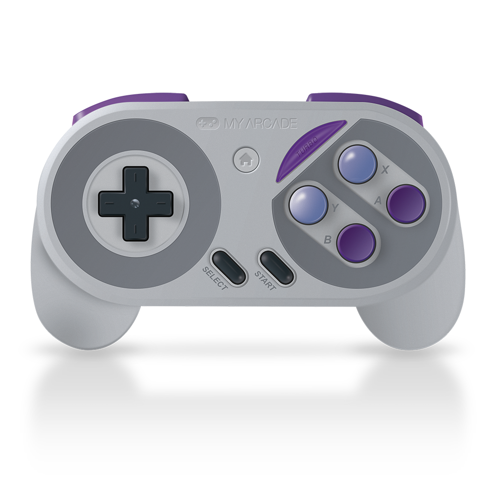 Super Gamepad Wireless Controller For Snes Classic Edition My Arcade