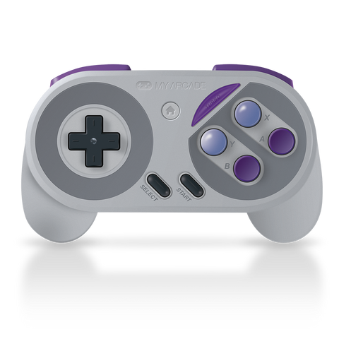Super GamePad for SNES Classic Edition front view