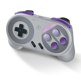 Super GamePad for SNES Classic Edition front angle view
