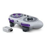 Super GamePad for SNES Classic Edition laying down